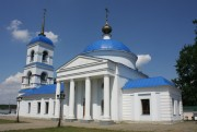 Церковь Успения Пресвятой Богородицы - Тулиновка - Тамбовский район - Тамбовская область