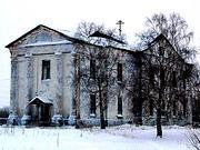 Церковь Вознесения Господня - Вознесенье - Приморский район - Архангельская область