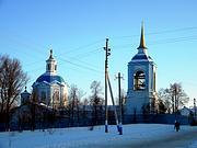 Церковь Николая Чудотворца (подворье Троицкого монастыря) - Слоновка - Новооскольский район - Белгородская область