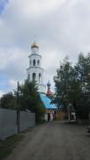 Богоявленский мужской монастырь - Верхняя Курья - Пермь, город - Пермский край