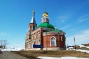 Пророко-Ильинская женская пустынь - Колпашники - Кунгурский район и г. Кунгур - Пермский край