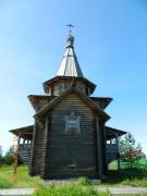 Церковь Георгия Победоносца - Большое Тойнокурье - Приморский район - Архангельская область