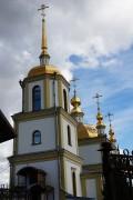 Мундыбаш. Успения Пресвятой Богородицы, церковь