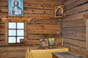 Неизвестная надкладезная часовня на источнике Талец - Куртяево, урочище - Приморский район - Архангельская область