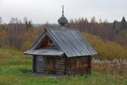 Часовня Алексия, человека Божия - Куртяево, урочище - Приморский район - Архангельская область