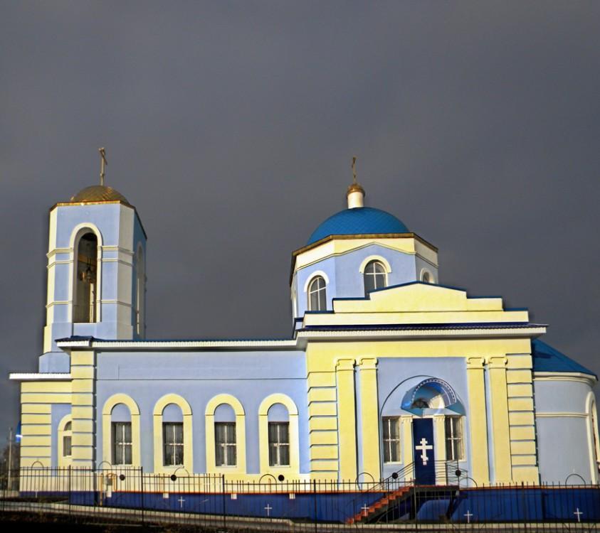 Церковь Рождества Пресвятой Богородицы, Шаталовка