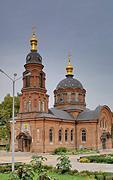Старый Оскол. Александра Невского, кафедральный собор