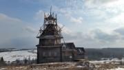 Часовня Зосимы и Савватия - Середняя (Семёновская) - Вельский район - Архангельская область