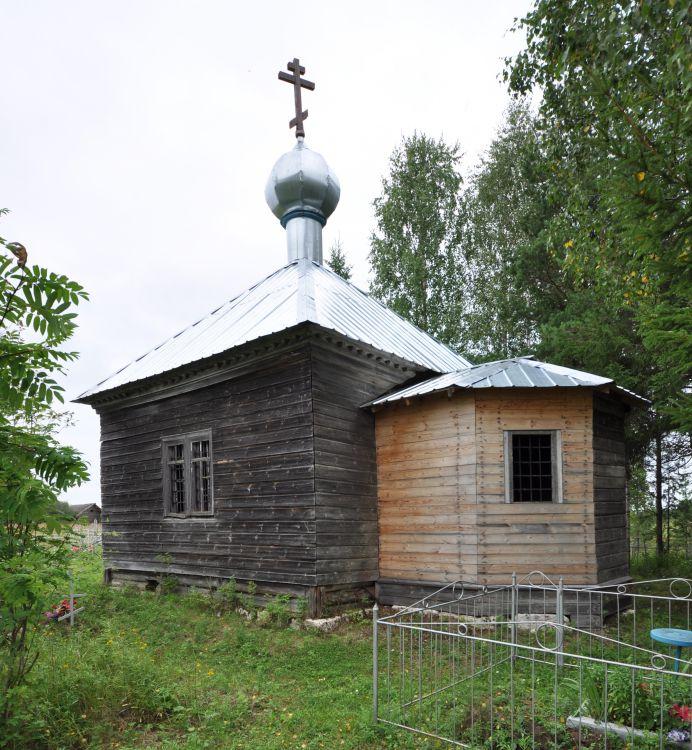 Церковь Николая Чудотворца, Преслениха