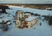 Церковь Рождества Христова - Троица - Каргопольский район - Архангельская область