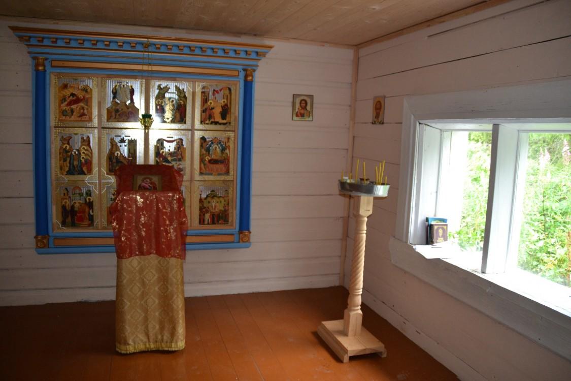 Часовня Николая Чудотворца и Илии Пророка, Кунёво