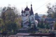 Иланский. Александра Невского, церковь