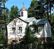 Церковь Всех Святых - Большая Ижора - Ломоносовский район - Ленинградская область