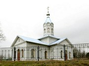 Каменно-Верховка. Введения во храм Пресвятой Богородицы, церковь