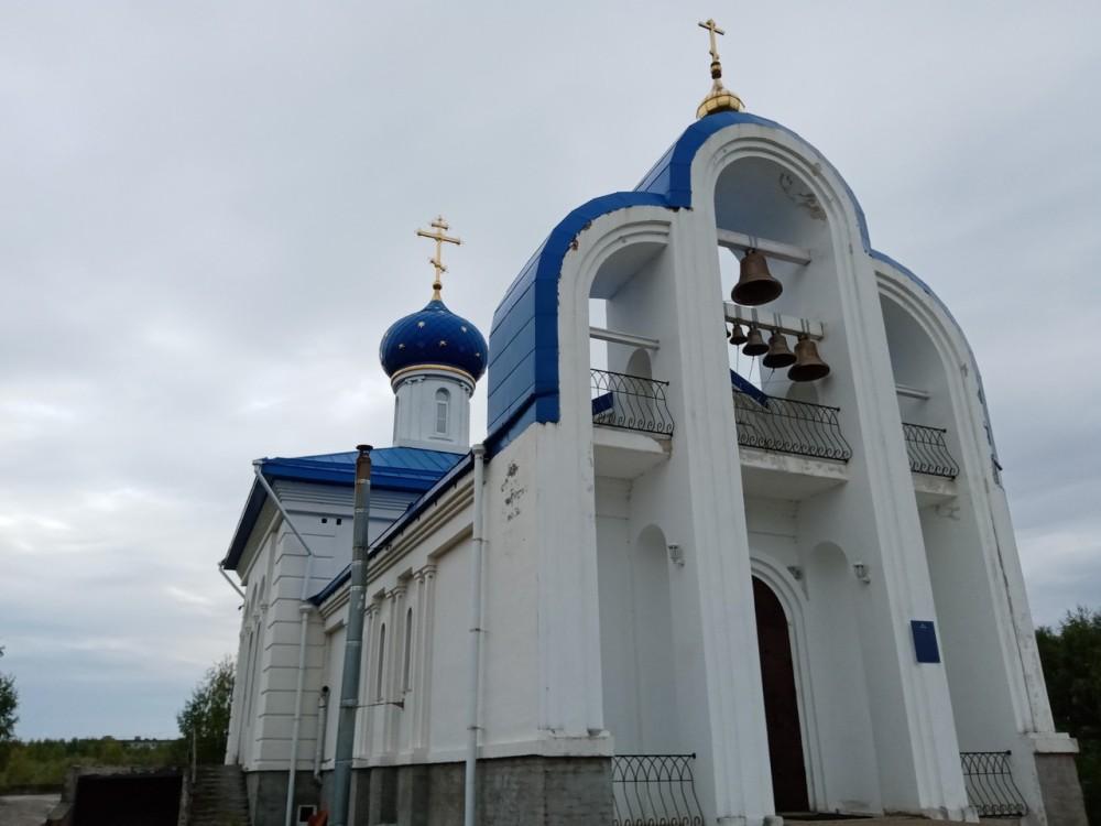 Церковь Державной иконы Божией Матери, Новый Крым