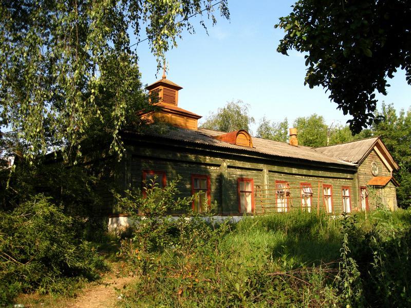 Церковь Пантелеимона Целителя при военном лазарете Первой гренадерской бригады, Владимир