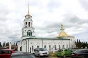 Церковь Стефана архидиакона - Ношуль - Прилузский район - Республика Коми