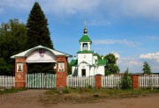 Церковь Троицы Живоначальной - Спаспоруб - Прилузский район - Республика Коми