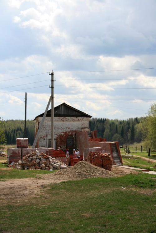 Кылтовский Крестовоздвиженский монастырь, Кылтово