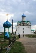 Кылтовский Крестовоздвиженский монастырь - Кылтово - Княжпогостский район - Республика Коми