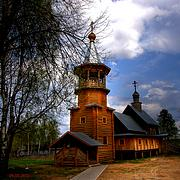 Церковь Сергия Радонежского - Пено - Пеновский район - Тверская область