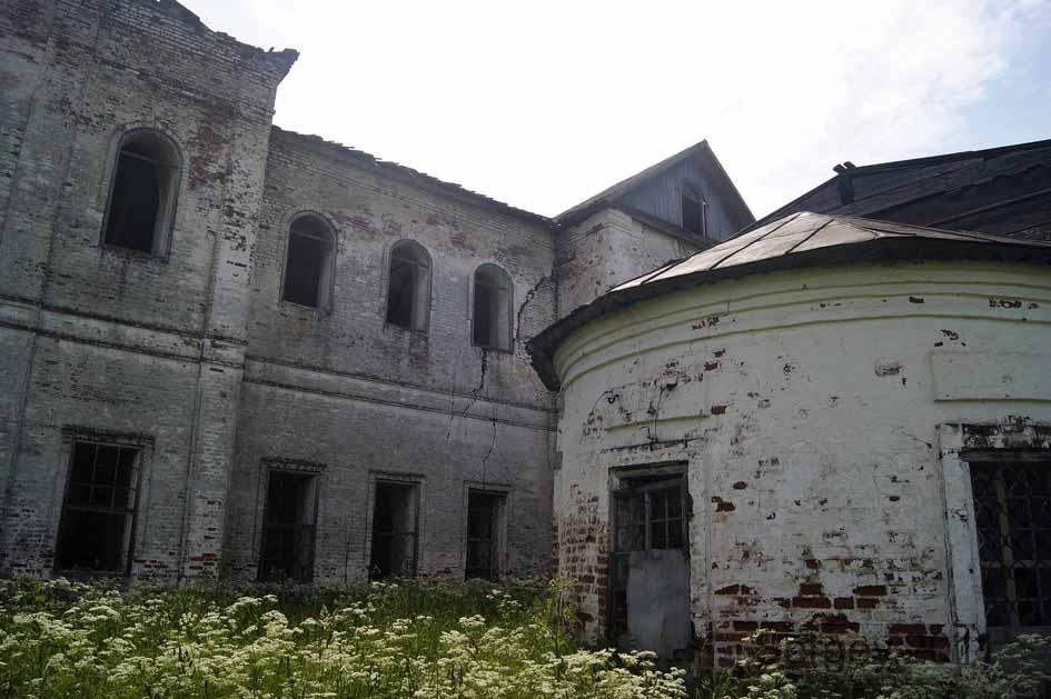 Церковь Николая Чудотворца (новая), Весляна