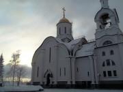 Сургут. Николая Чудотворца на Черном мысу, церковь