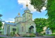 Киев. Серафима Саровского в Пуща-Водице, церковь