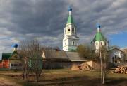 Монастырь Владимирской иконы Божией Матери - Пиксур - Даровской район - Кировская область