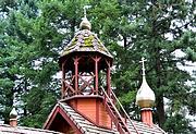 Церковь Новомучеников и исповедников Церкви Русской - Мулайно - Орегон - США