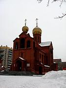 Церковь Василия Великого - Челябинск - Челябинск, город - Челябинская область