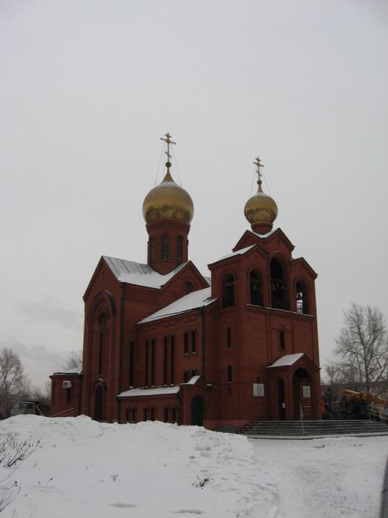 Церковь Василия Великого, Челябинск