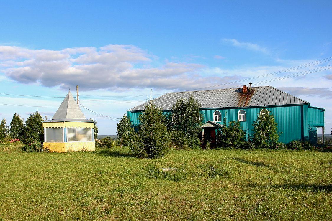 Ыбский Серафимовский женский монастырь, Ыб