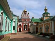 Церковь Пантелеимона Целителя при епархиальном управлении - Ижевск - Ижевск, город - Республика Удмуртия