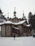 Церковь Николая Чудотворца - Йоэнсуу - Северная Карелия - Финляндия