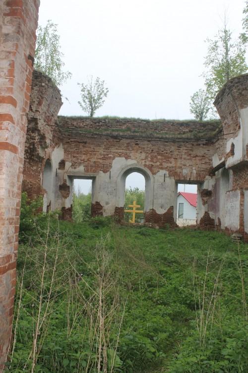 Церковь Петра и Павла, Петропавловск