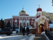 Иверский женский монастырь. Церковь Иверской иконы Божией Матери - Самара - Самара, город - Самарская область