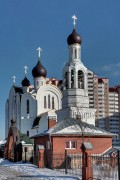Церковь Иосифа Волоцкого - Развилка - Ленинский городской округ - Московская область