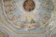 Церковь Спаса Преображения бывшей Спасо-Николаевской Ефремовой пустыни - Монастырская - Сямженский район - Вологодская область