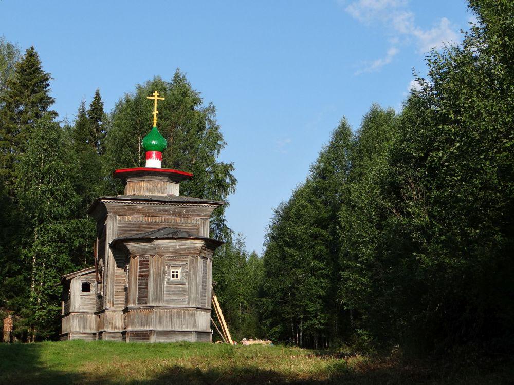 Церковь Илии Пророка (Георгия Победоносца), Лахома
