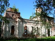 Церковь Благовещения Пресвятой Богородицы - Едома - Шекснинский район - Вологодская область