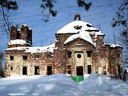 Церковь Спаса Преображения - Усмынь - Куньинский район - Псковская область