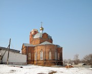 Церковь Михаила Архангела - Озерки - Беловский район - Курская область