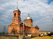 Церковь Покрова Пресвятой Богородицы - Вишнево - Беловский район - Курская область