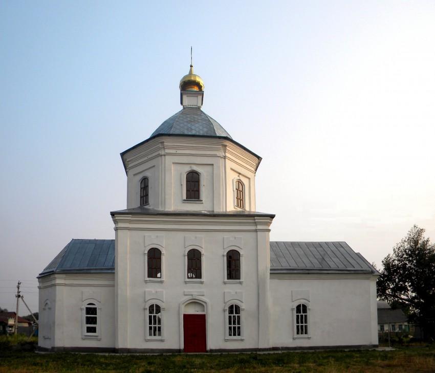 Церковь Покрова Пресвятой Богородицы, Жидеевка