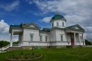 Церковь Вознесения Господня - Романовка - Дмитриевский район - Курская область