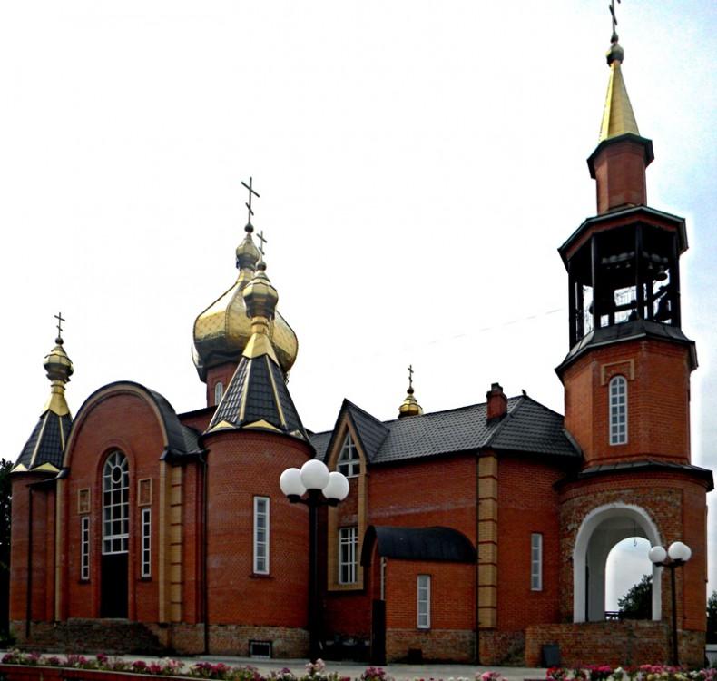 Церковь Александра Невского, Конышёвка