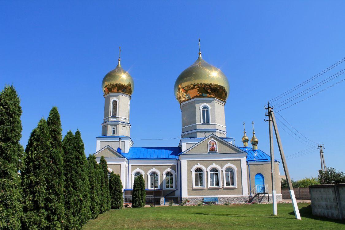 Церковь Успения Пресвятой Богородицы, Чернянка