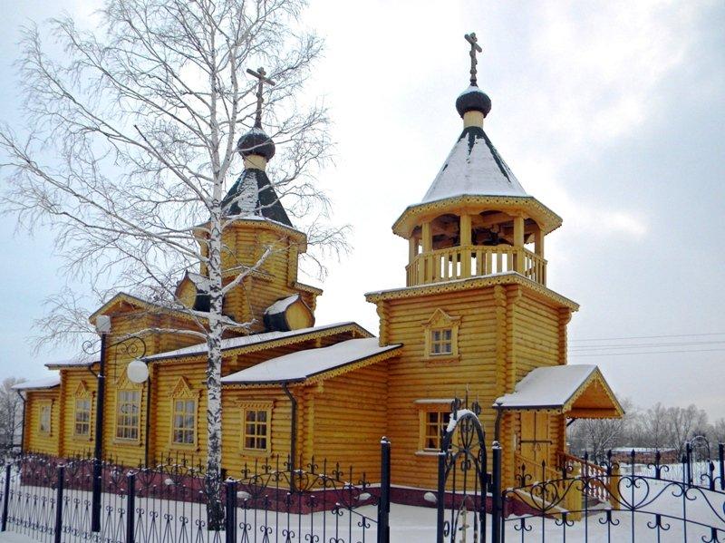 Церковь Троицы Живоначальной, Малотроицкое