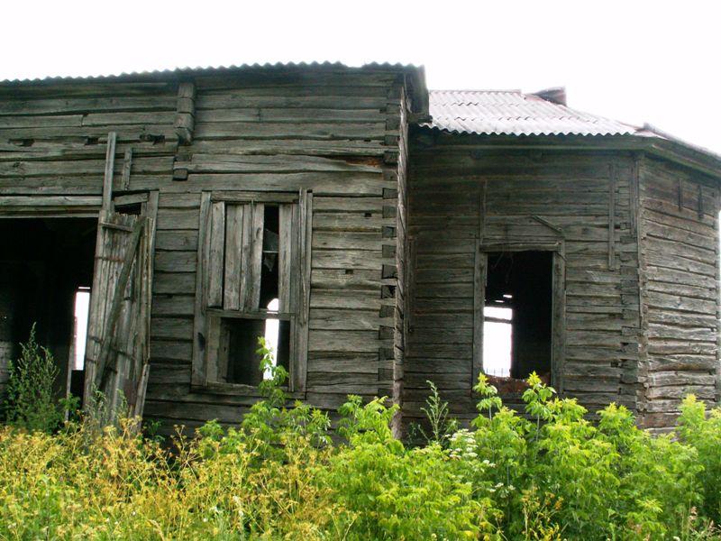 Белгородская область, Чернянский район, Проточное. Церковь Михаила Архангела, фотография. фасады